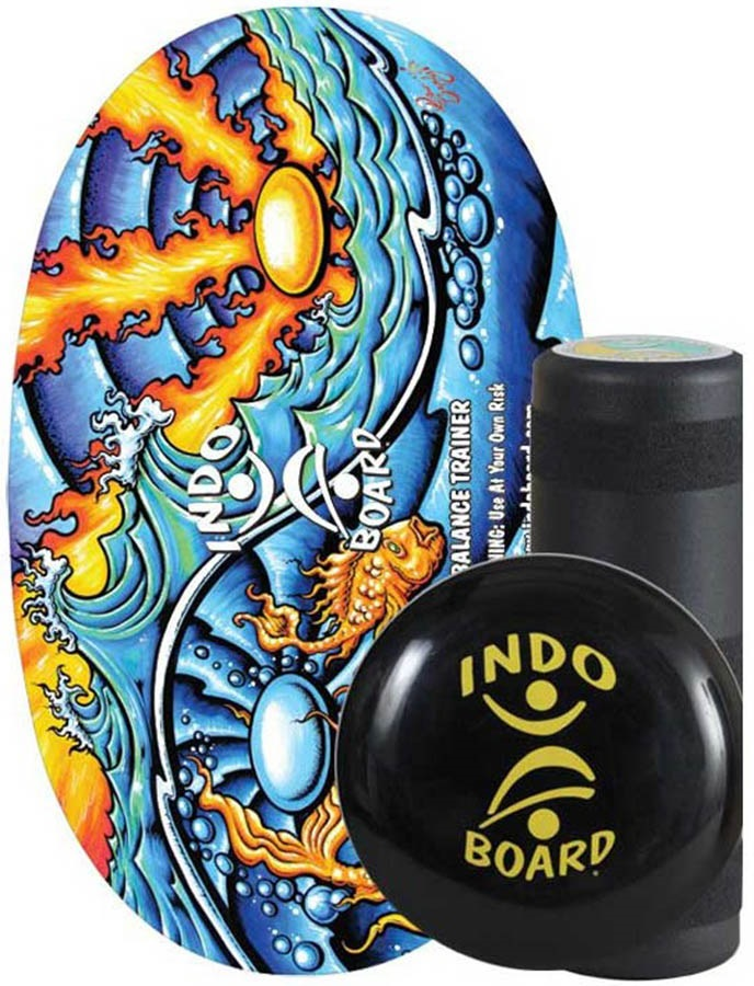 Indo Board# Original Balance Training Pack, Yin Yang