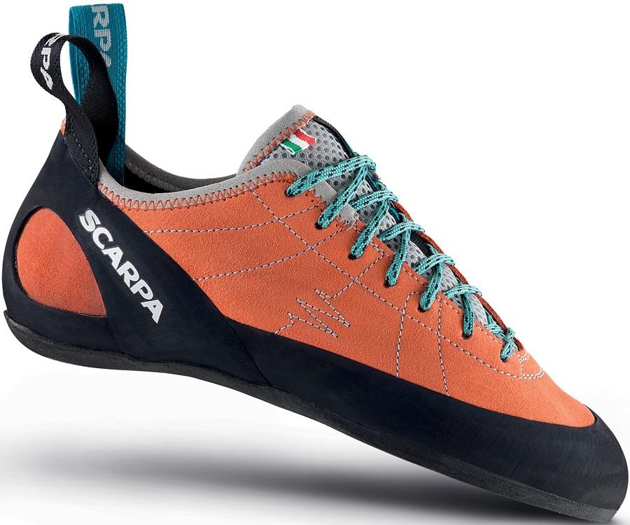 Scarpa Helix Women's Rock Climbing Shoe UK 4.5 | EU 37.5
