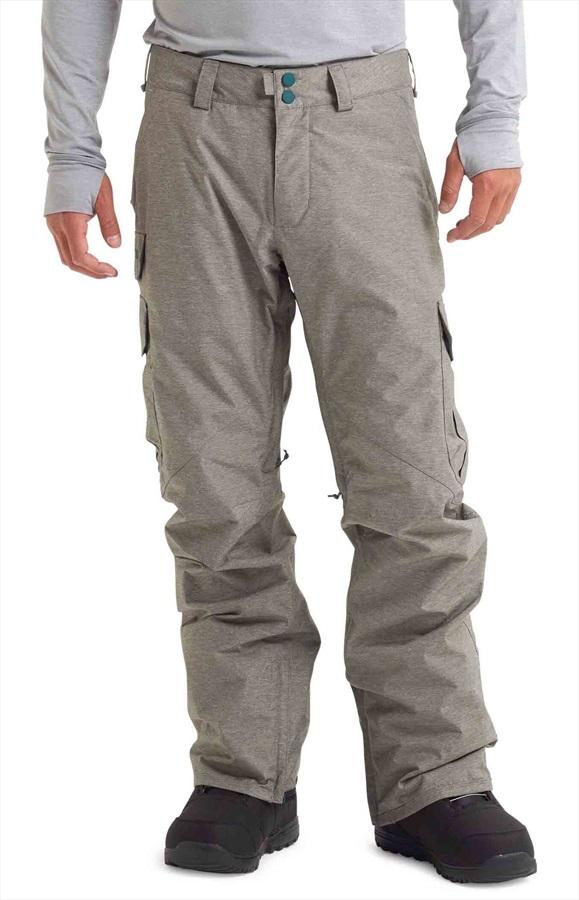 Burton Cargo Snowboard/Ski Pants, XXS Shade Heather