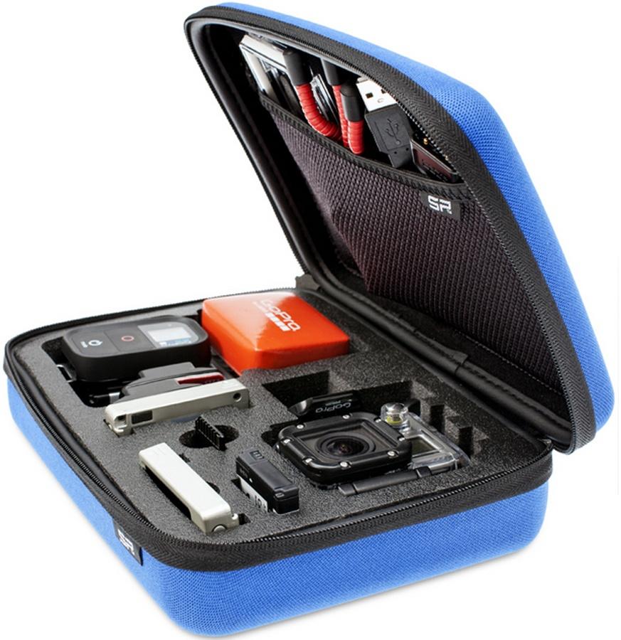 SP POV Case GoPro Hero Camera Carry Case, Blue