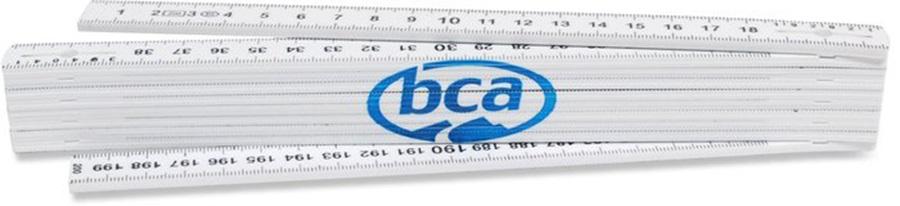 BCA 2m,Ruler Snow Study Equipment