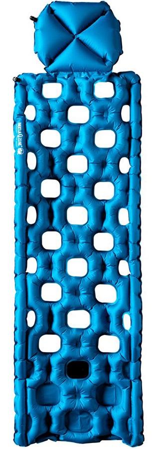 Klymit Inertia Ozone Ultralight Camping Pad, 183cm Blue
