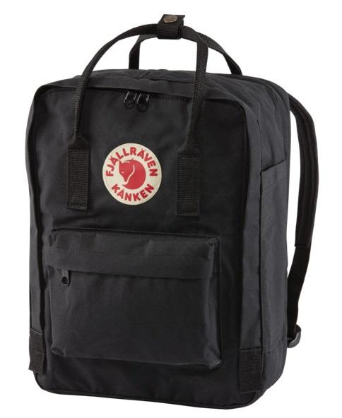 """Fjallraven Kanken Laptop 13"""" Backpack, 13L Black"""