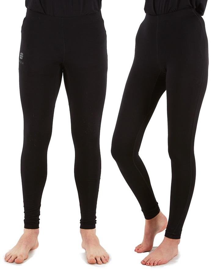 Hyka Essentials Ski/Snowboard Thermal Leggings, XS Black