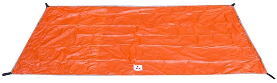 Slingfin 2Lite Tent Footprint Lightweight Tent Groundsheet, Orange