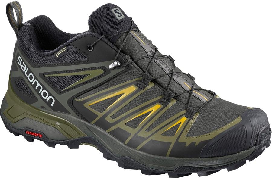 Salomon X ULTRA 3 GTX Walking Shoes, UK 7 Castor Grey