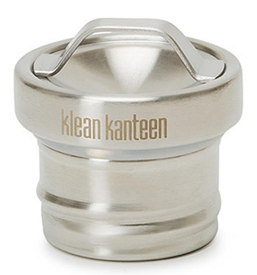 Klean Kanteen Steel Loop Cap Spare Water Bottle Cap/lid, Steel