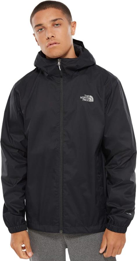 The North Face Quest Hooded Waterproof Jacket, L TNF Black