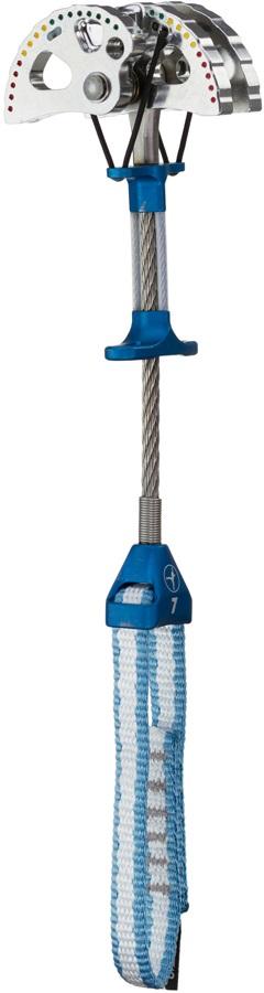 Metolius Ultralight Master Cam Rock Climbing Cam 7 Light Blue