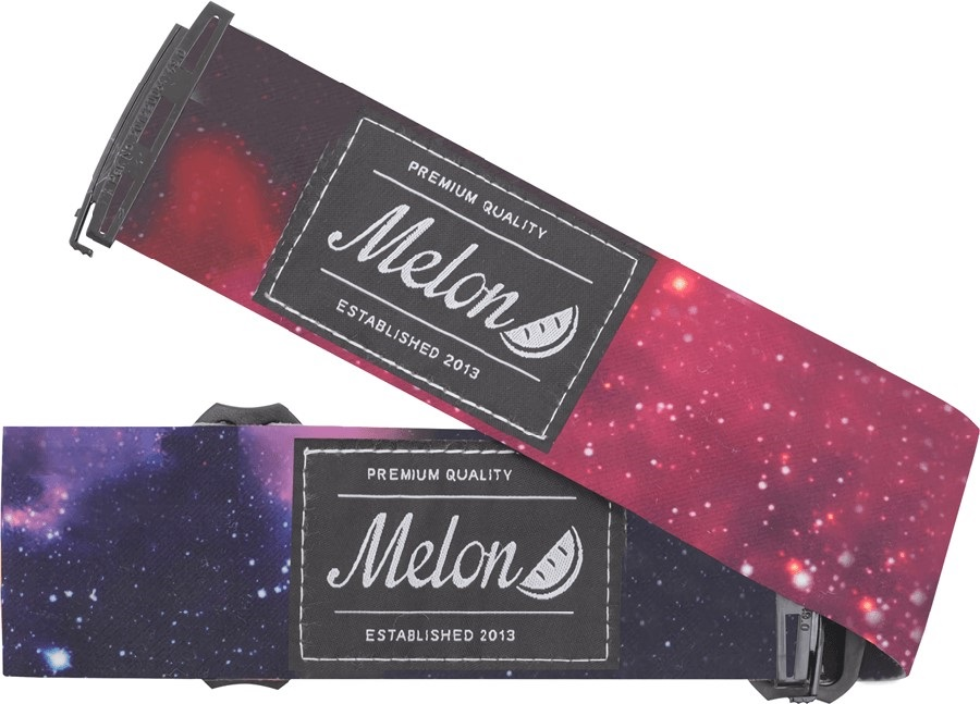 Melon Ski/Snowboard Goggle Strap, One Size Galaxy