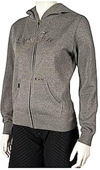 Liquid Force 25th Zipper Fleece S Grey