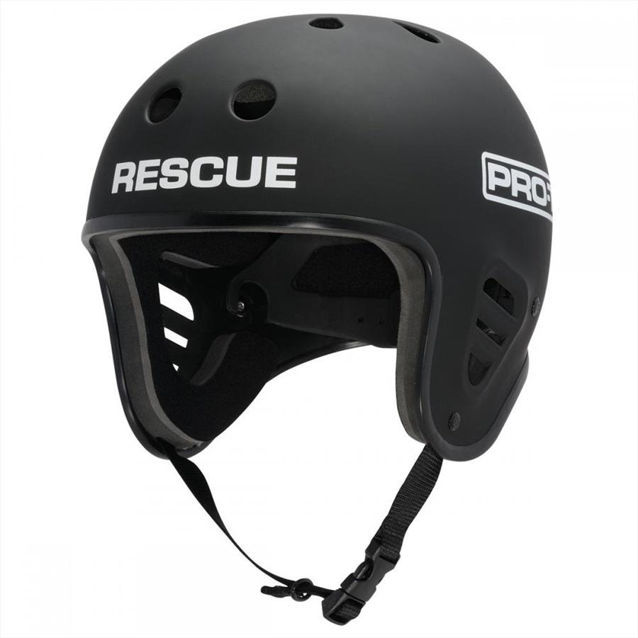 Pro-tec Classic Full Cut Watersports Helmet XS Rescue Matte Black