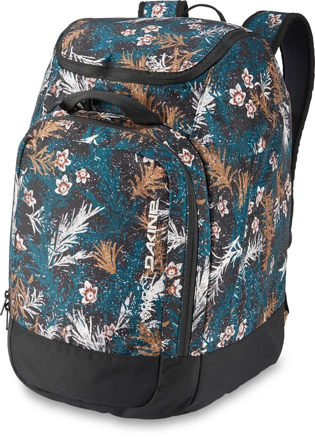 Dakine Boot Pack Snowboard/Ski Gear Bag, 50L B4BC Floral