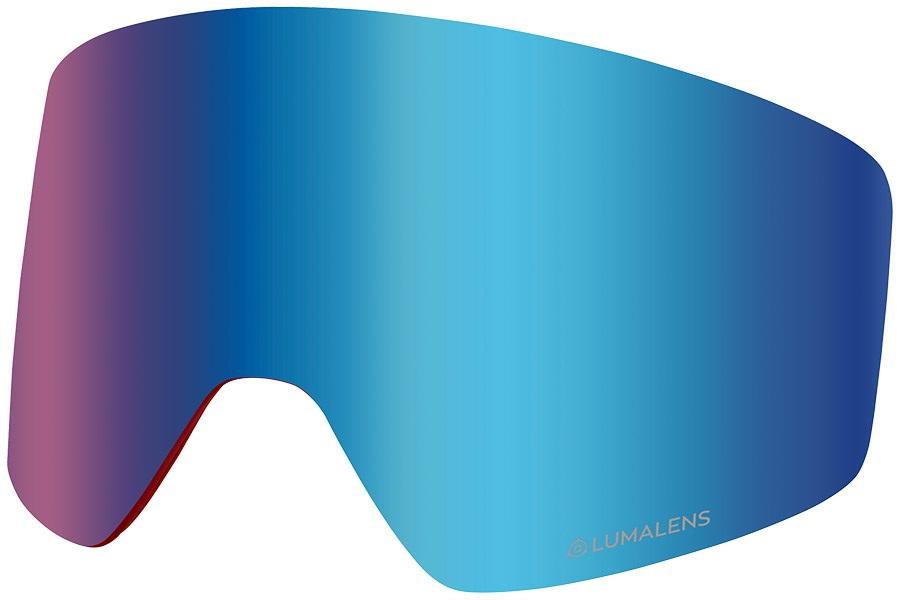 Dragon PXV2 Snowboard/Ski Goggles Spare Lens, LumaLens Blue Ion