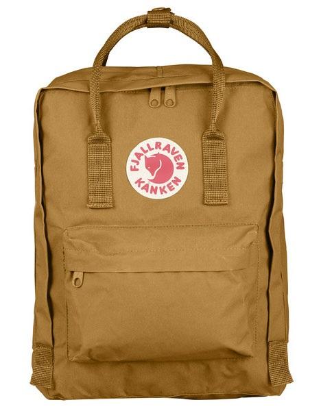 Fjallraven Kanken Backpack, 16L Acorn
