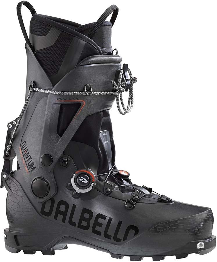 Dalbello Quantum Asolo Factory Ski Boots, 28.5 Carbon 2022