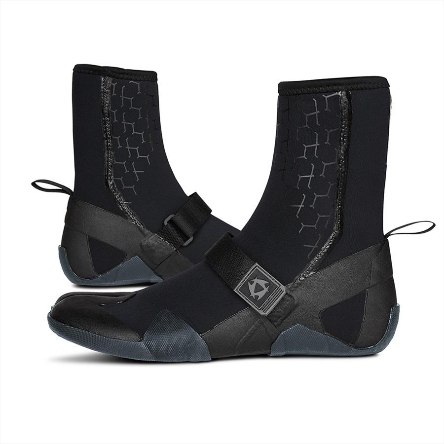 Mystic Marshall Round Toe 5mm Wetsuit Boots, UK 12 2021
