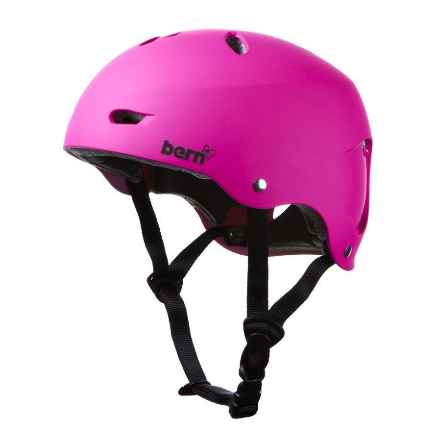 Bern Brighton H2O Ladies Watersports Helmet, XS Satin Magenta