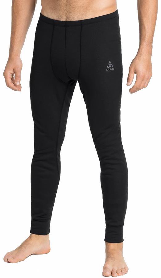Odlo Active Warm Eco Men's Base Layer Long Pants, XL Black