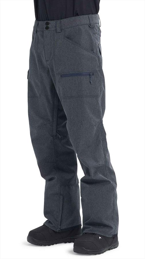 Burton Covert Insulated Snowboard/Ski Pants XS Iron