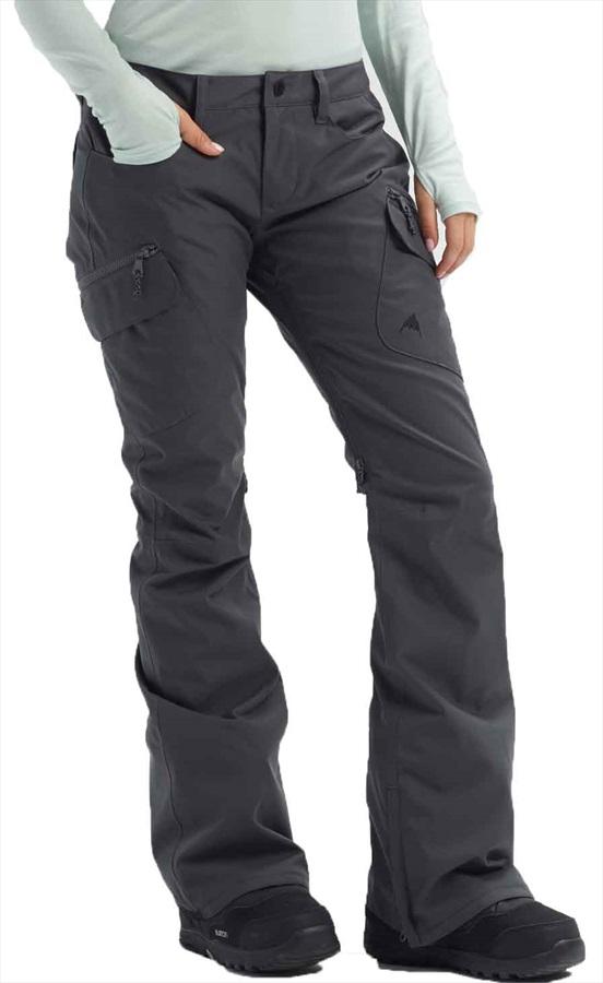 Burton Gloria Women's Ski/Snowboard Pants, S Iron