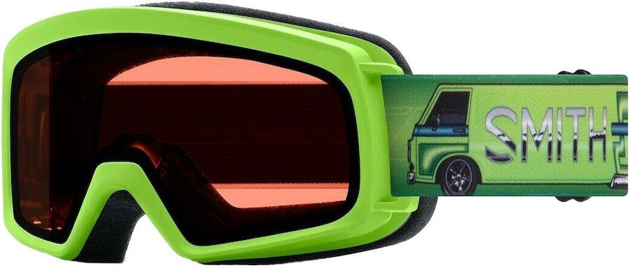 Smith Rascal RC36 Kids' Snowboard/Ski Goggles, S Limelight Van Life