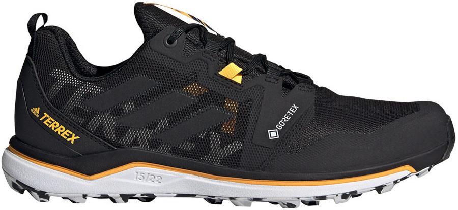 Adidas Terrex Mens Agravic Gtx Trail Running Shoes, Uk 7 Black