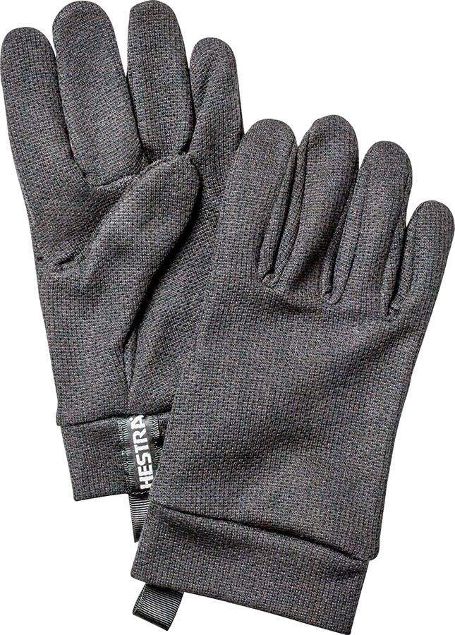 Hestra Multi Active Ski/Snowboard Liner Gloves, XS Black