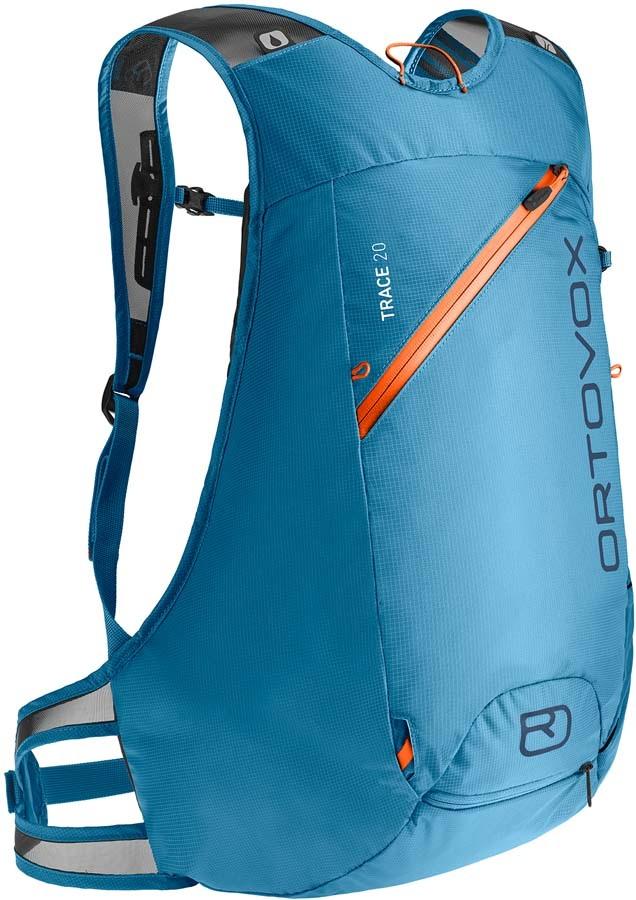 Ortovox Trace 20 Ski Touring Backpack, 20L Blue Sea