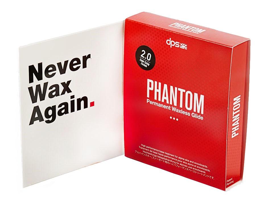 Phantom 2.0 Snowboard/Ski OLD Product Application Base Glide Service
