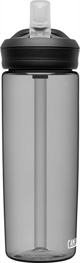 Camelbak Eddy+ Spill-Proof Water Bottle, 600ml Charcoal