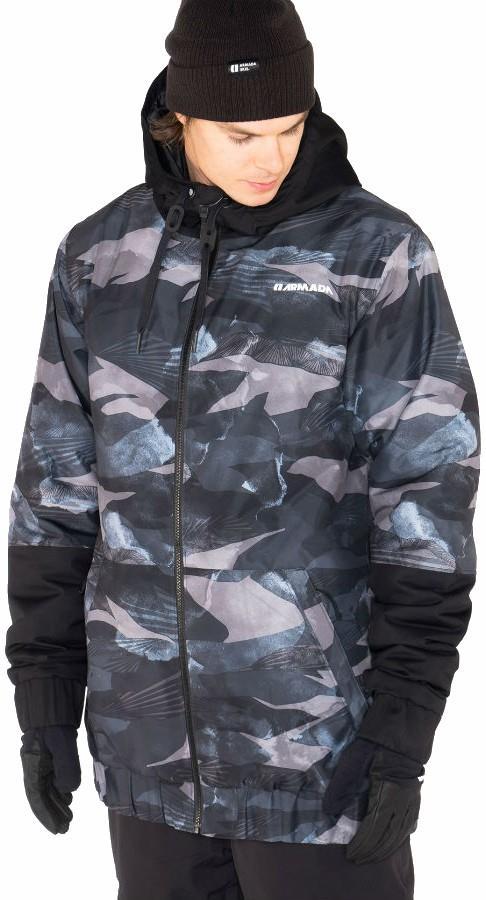Armada Baxter Insulated Ski/Snowboard Jacket, Xl Ridge