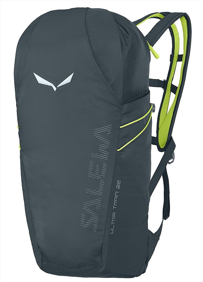 Salewa Adult Unisex Ultra Train 22 Lightweight Mountaineering Pack, 22l Ombre Blue