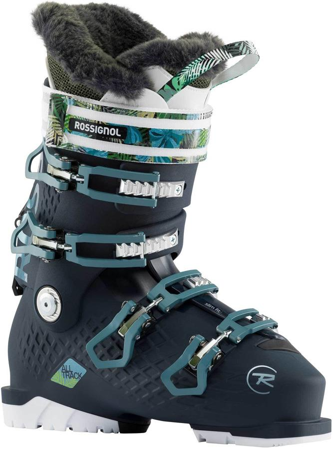 Rossignol Alltrack Pro 80 W Women's Ski Boots, 22/22.5 Dark Blue 2022