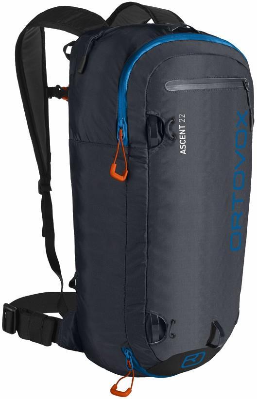 Ortovox Ascent 22 Ski/Snowboard Backpack 22L Black Anthracite