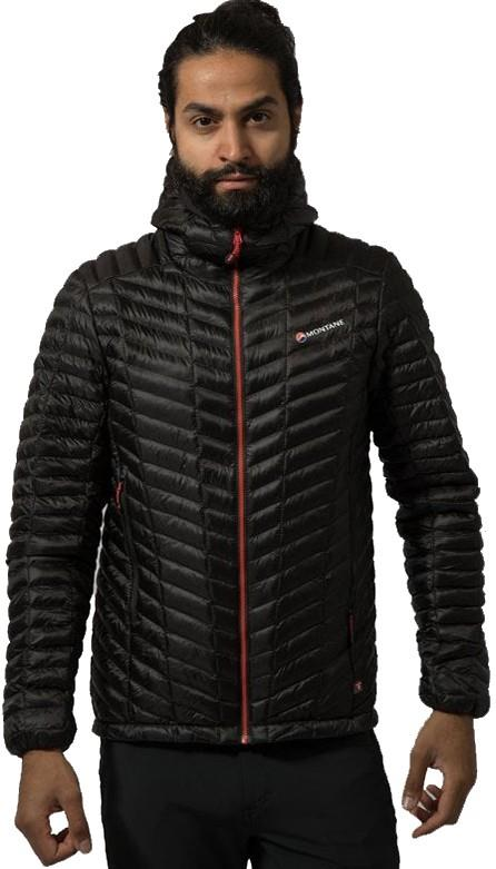Montane Icarus Lite Insulated Hiking Jacket, S Black