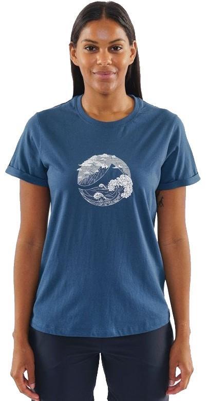 Montane Great Mountain Women's Climbing T-shirt, UK 14 Orion Blue