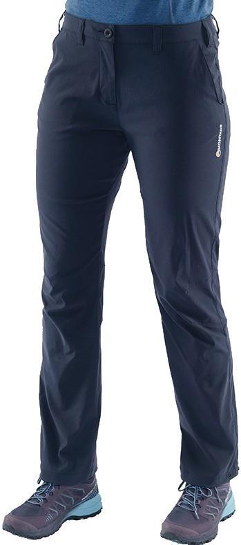 Montane Terra Libra Regular Womens Mountaineering Pants UK 14 Black