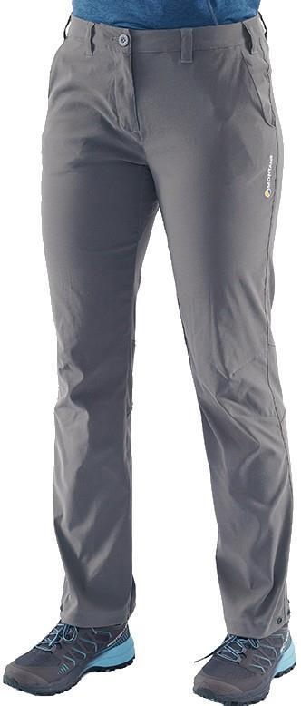 Montane Terra Libra Regular Womens Mountaineering Pants UK 12 Shadow
