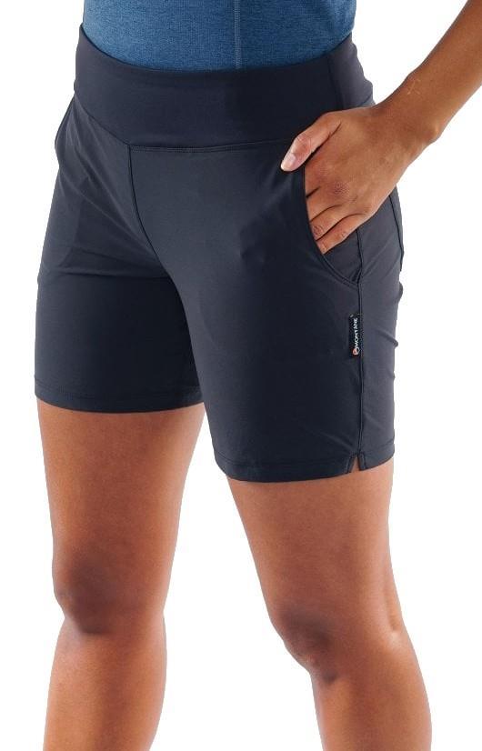 Montane Tucana Women's Hiking Shorts, UK 8 Black