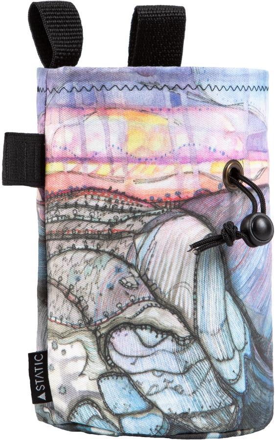 Static Artist Series Rock Climbing Chalk Bag : Yosemite