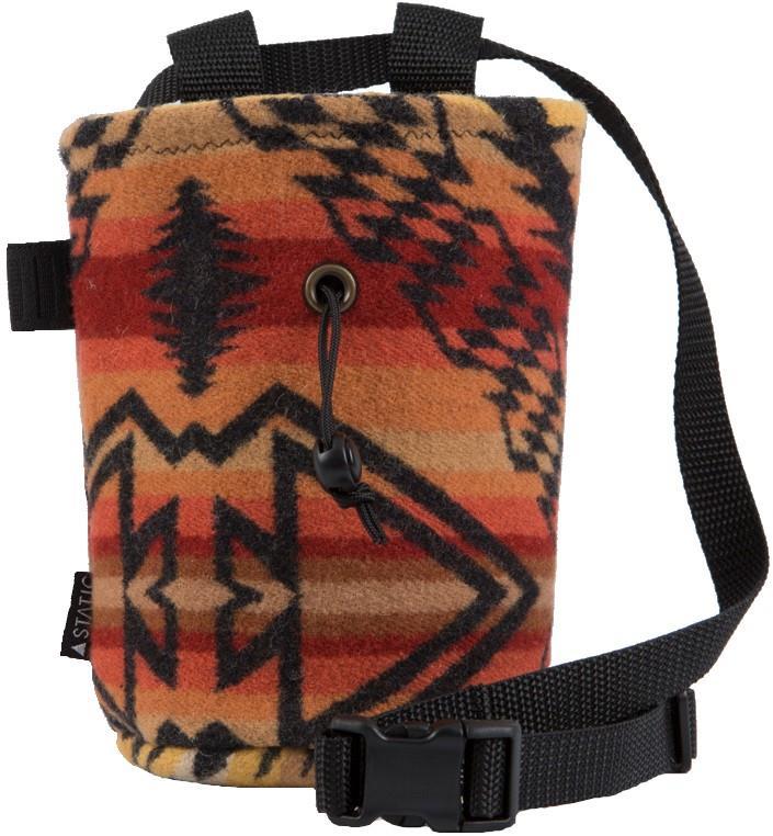 Static Nomad Rock Climbing Chalk Bag : Savanna