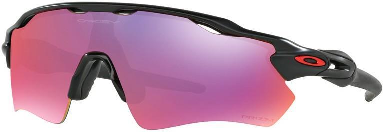 Oakley Radar EV Path Prizm Road Sunglasses, M Matte Black