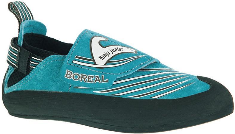 Boreal Ninja Junior Kid's Rock Climbing Shoe UK 9-10 | EU 27-28 Blue
