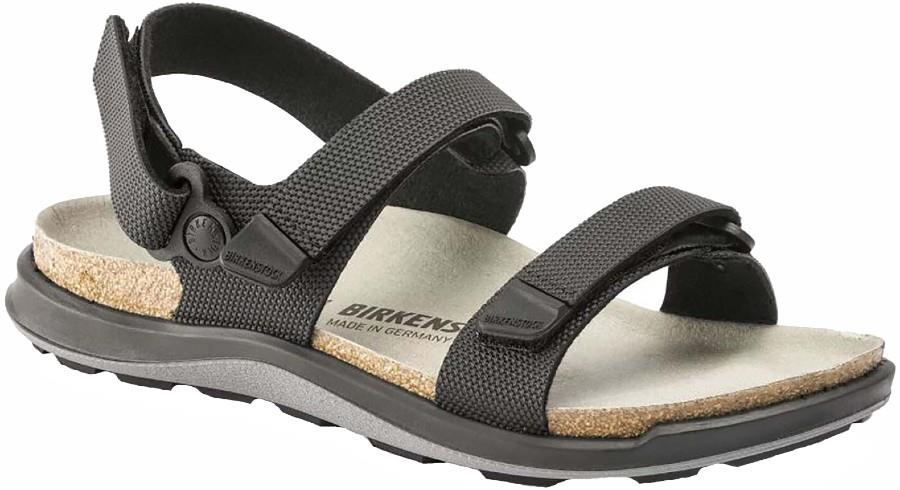 Birkenstock Womens Kalahari Birko-Flor Women's Sandal, Uk 5 Black