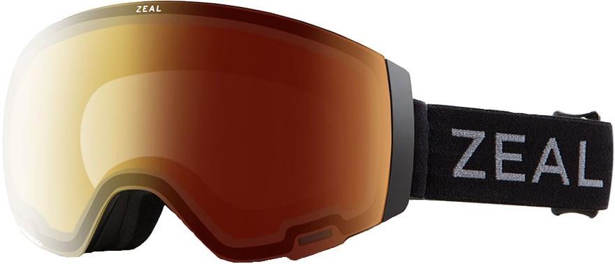 Zeal Portal Automatic YB Snowboard/Ski Goggles, M Dark Night
