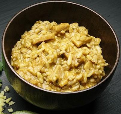 Real Turmat Chicken Tikka Masala Camping & Hiking Food, Single Pouch