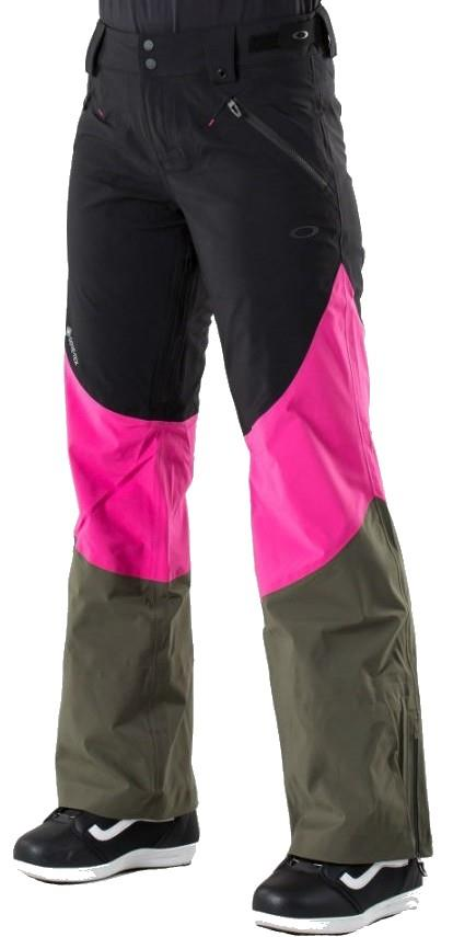 Oakley Spellbound 2.0 3L Gore-Tex Snowboard/Ski Shell Pant, M Blackout