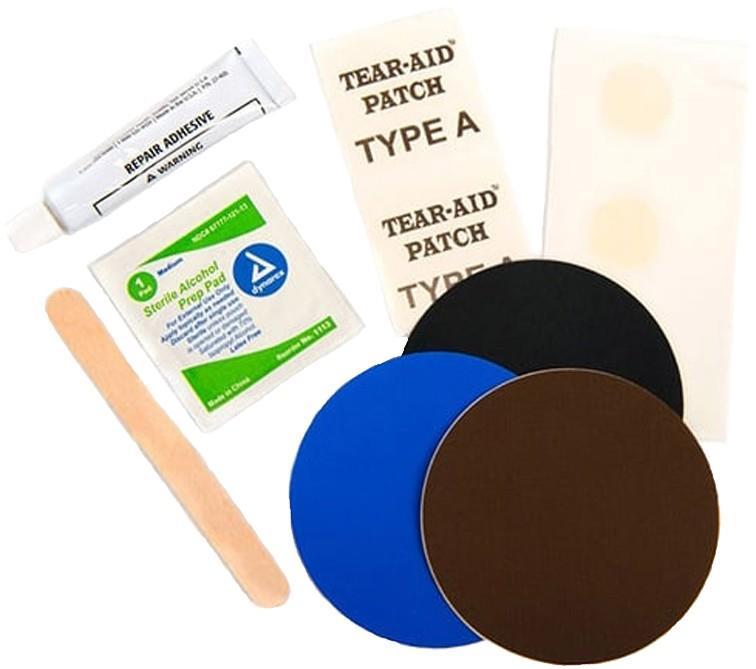 ThermaRest Permanent Home Repair Kit Air Mattress Repair Pack
