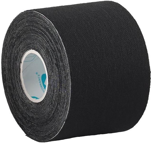 Ultimate Performance Kinesiology Tape, 50mm x 5m Black